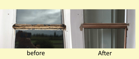 Sash Window Restoration Chester